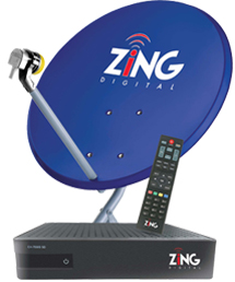 Zing Digital Box